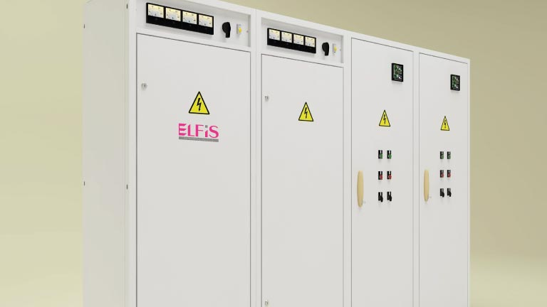 Electrical and control cabinets