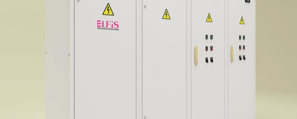 Elektro in krmilne omare